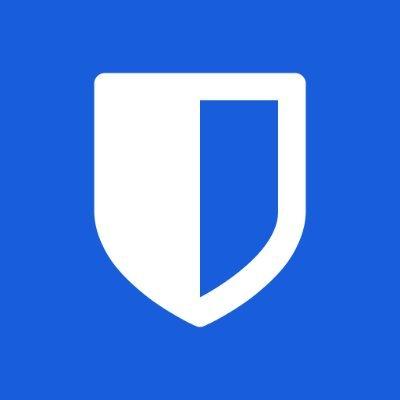 Logo de Bitwarden