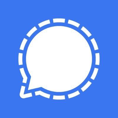 Logo de Signal
