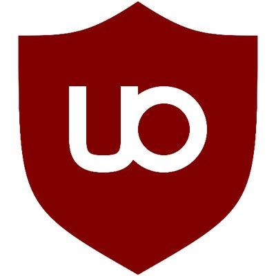 Logo de uBlock Origin